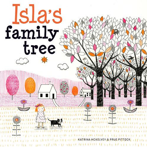 Isla's Family Tree Katrina McKelvey