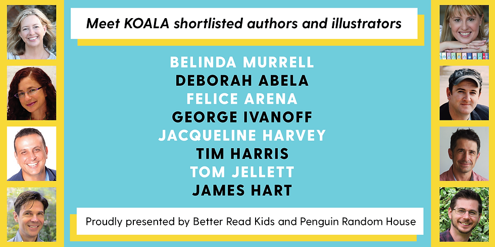 Meet Your Favourite Authors!