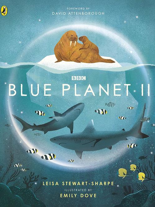 Blue Planet II by Leisa Stewart - Sharpe