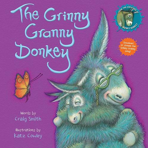 The Grinny Granny Donkey by Craig Smith & Katz Cowley