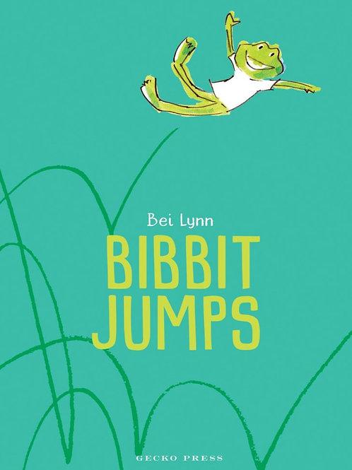 Bibbit Jumps by Bei Lynn