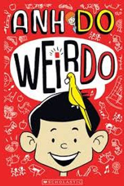 WeirDo # 1 by Anh Do