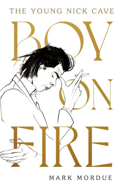 Boy on Fire by Mark Mordue
