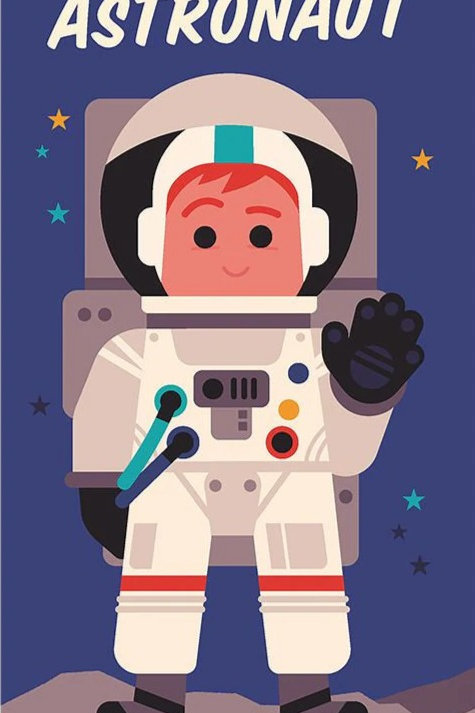 I Can Be An Astronaut by Spencer Wilson