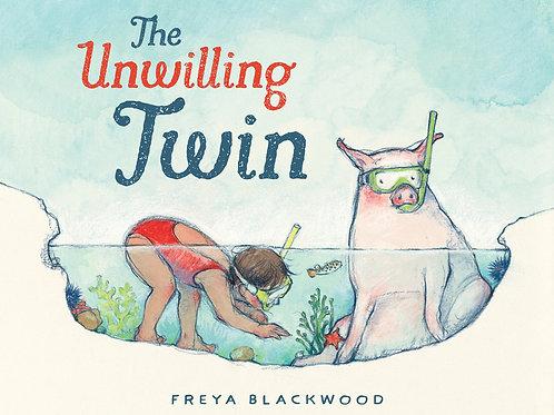 The Unwilling Twin Freya Blackwood