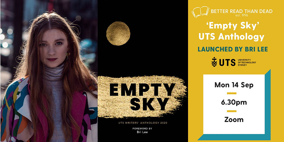 Empty Sky - UTS Anthology Launch with Bri Lee