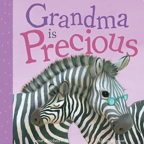 Grandma is Precious by Laine Mitchell & Alison Edgson