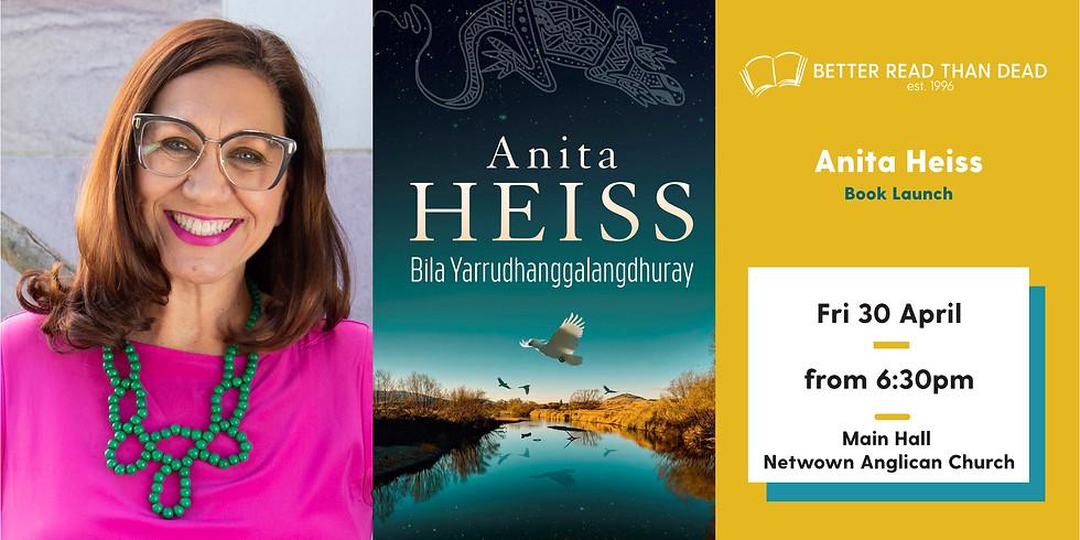 Anita Heiss - Bila Yarrudhanggalangdhuray - Book Launch