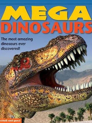 Mega Dinosaurs by Anna Award