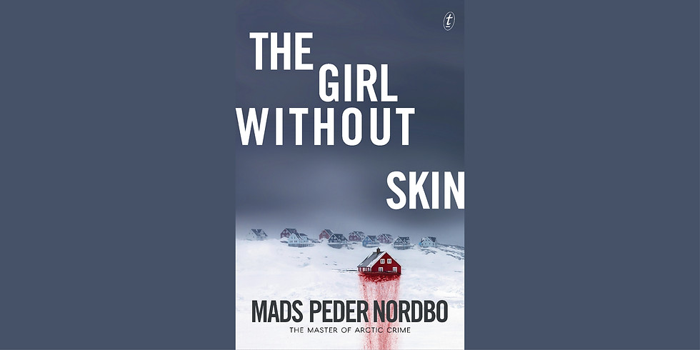 Mads Peder Nordbo: The Girl Without Skin