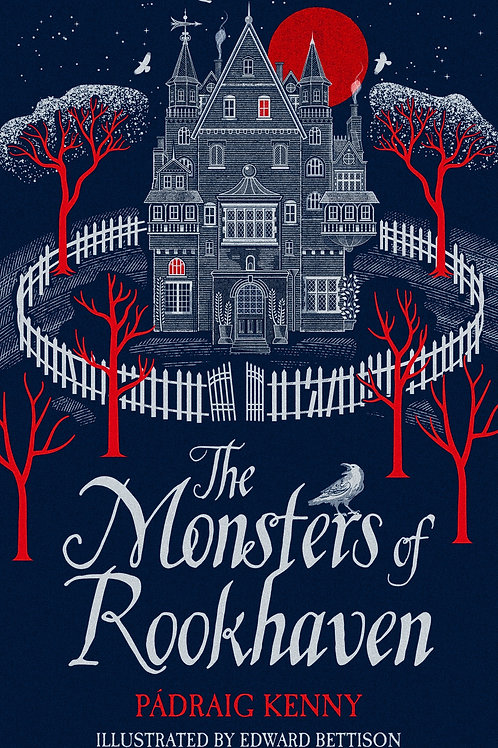 Monsters of Rookhaven by Pádraig Kenny & Edward Bettison
