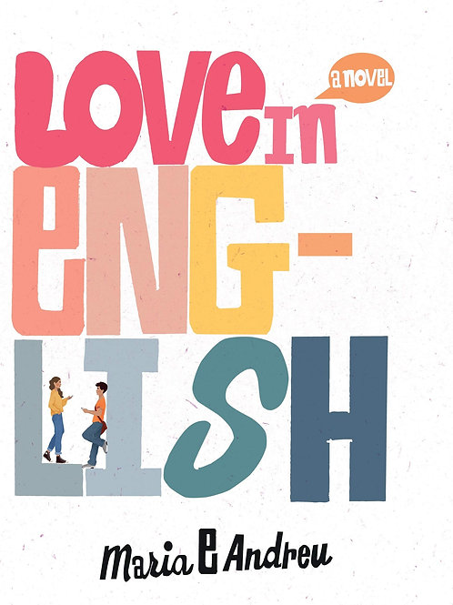 Love in English by Marua E Andreu