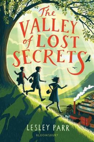 The Valley of Lost Secrets Lesley Parr