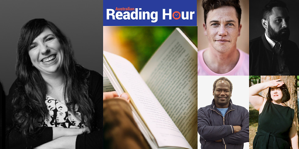 Reading Hour with Maeve Marsden and Guests