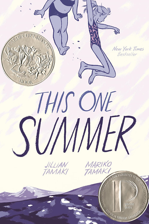 This One Summer by Mariko and Jilian Tamaki