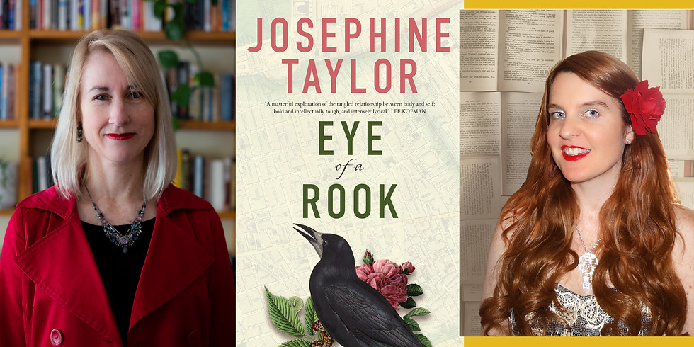 Josephine Taylor - Eye of a Rook
