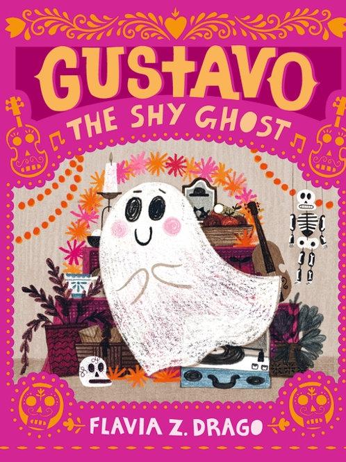 Gustavo the Shy Ghost by Flavia Z. Drago