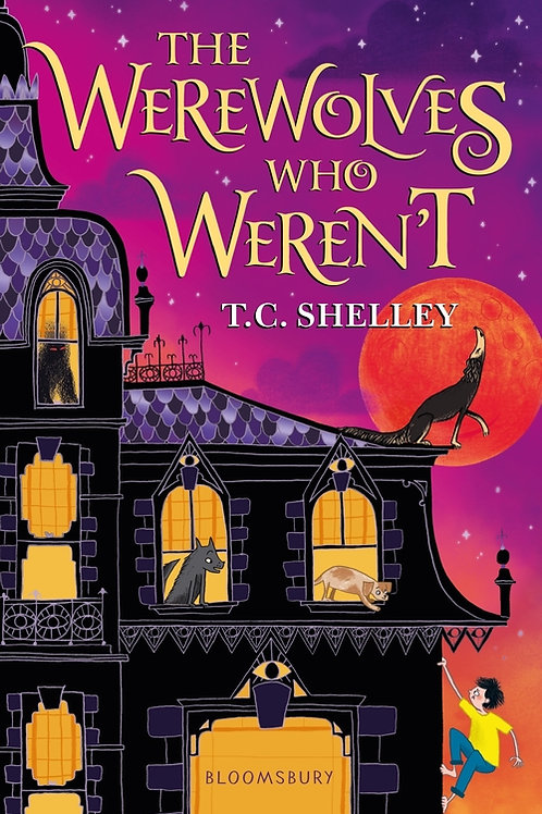The Werewolves Who Weren't by T C Shelley