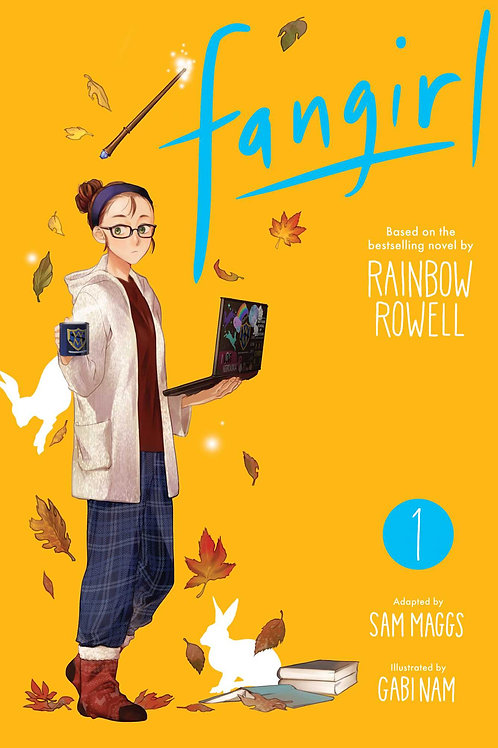 Fangirl Graphic Novel by Rainbow Rowell