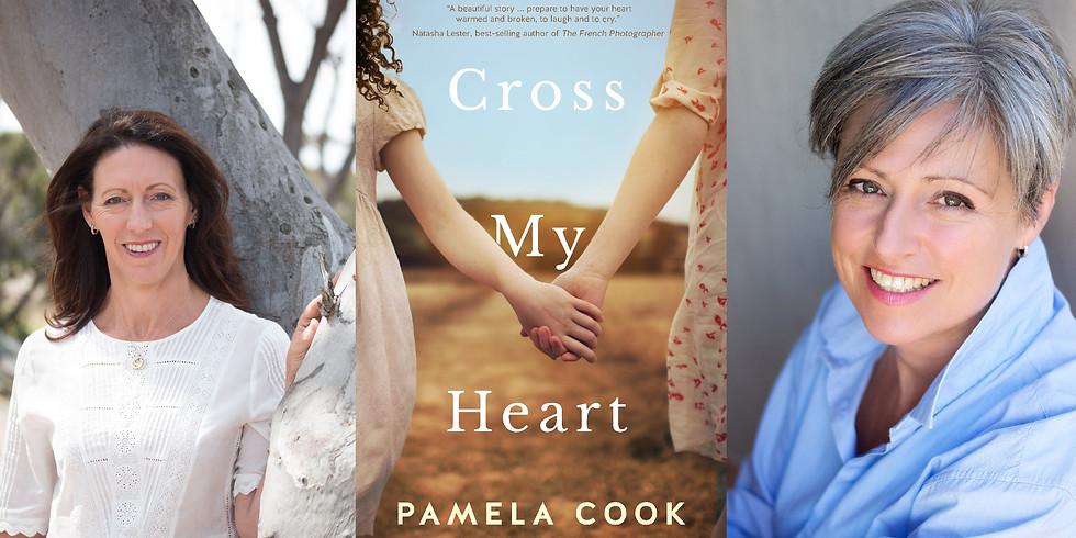 CANCELLED - Pamela Cook - Cross My Heart