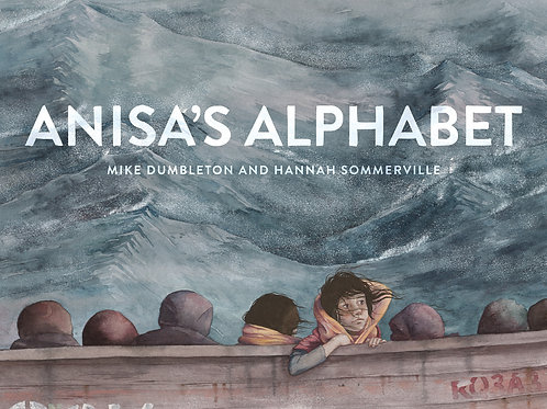 Anisa's Alphabet by Mike Dumbleton and Hannah Sommerville