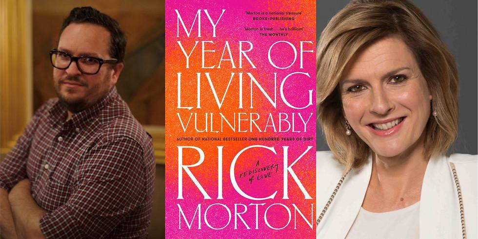 Rick Morton and Ellen Fanning