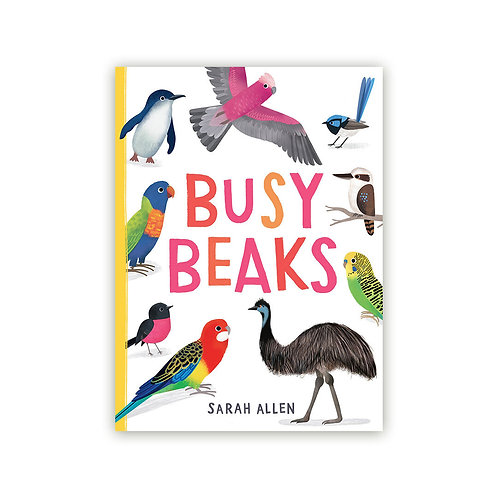 Busy Beaks by Sarah Allen