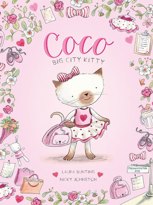 COCO: BIG CITY KITTY by Laura Bunting & Nicky Johnston