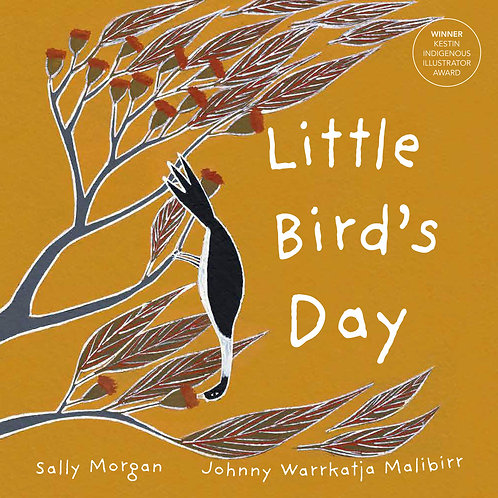 Little Bird's Day by Sally Morgan & Johnny Warrkatja Malibirr