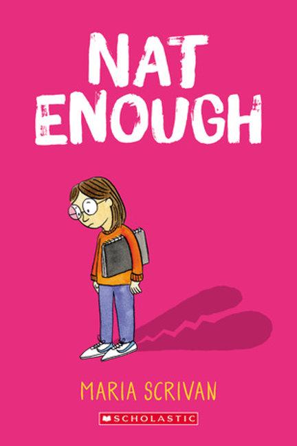 Nat Enough #1: Nat Enough by Maria Scrivan