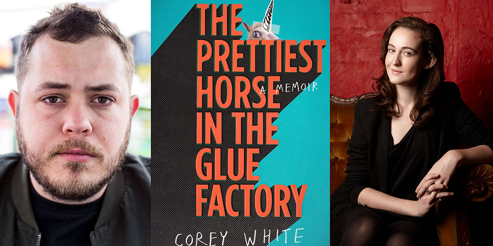 Corey White - The Prettiest Horse in the Glue Factory