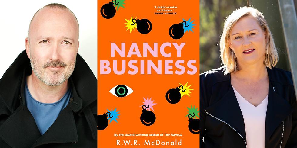 R.W.R. McDonald - NANCY BUSINESS