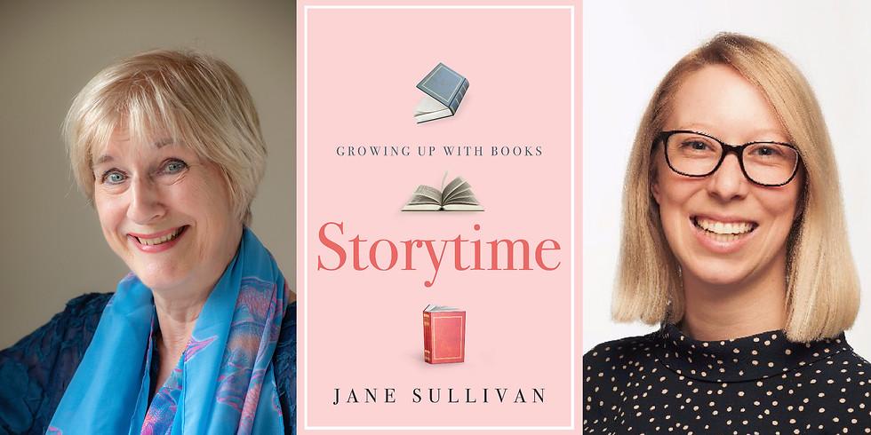 Storytime - Jane Sullivan in conversation with Melanie Kembrey