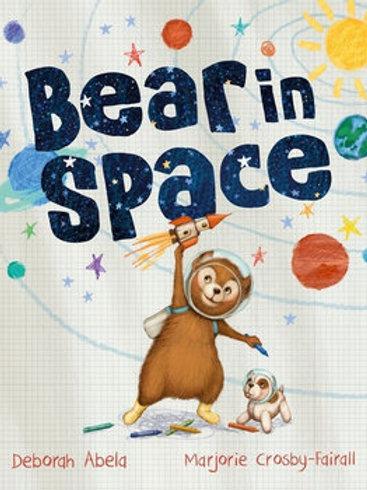 Bear in Space by Deborah Abela