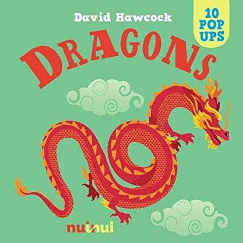 10 Pop Ups: Dragons