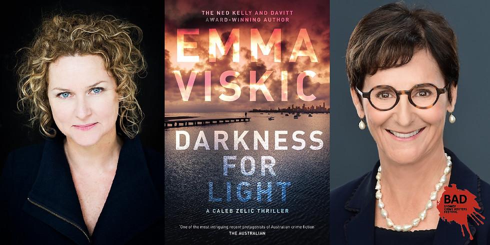 Cancelled - Emma Viskic - Darkness for Light