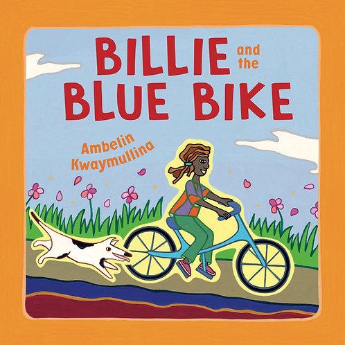 Billie and the Blue Bike Ambelin Kwaymullina