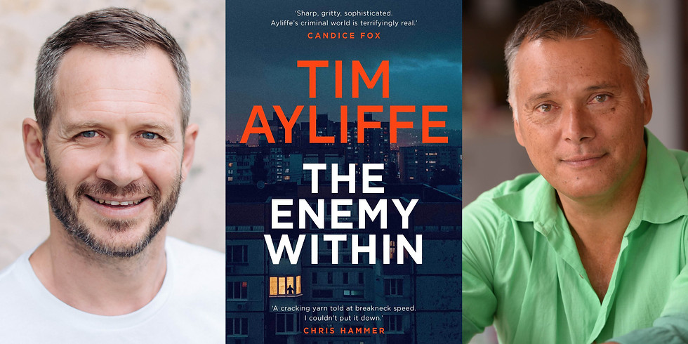Tim Ayliffe in-conversation with Stan Grant