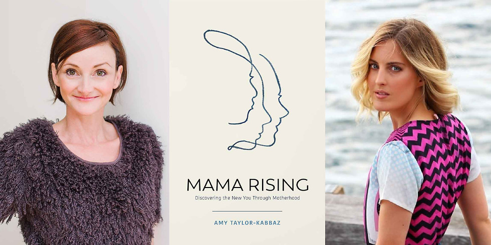 Amy Taylor-Kabbaz - Mama Rising