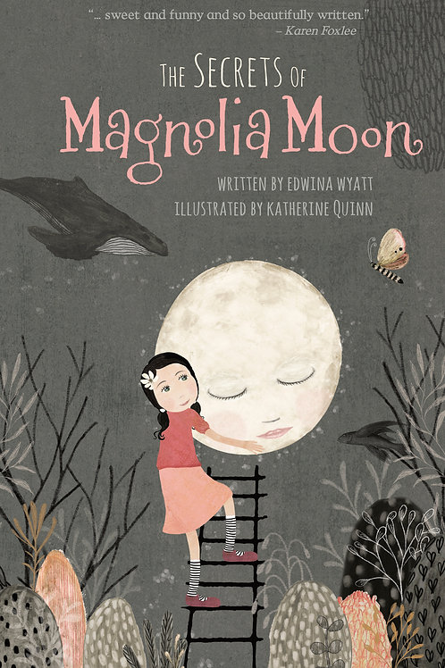 The Secrets of Magnolia Moon by Edwina Wyatt