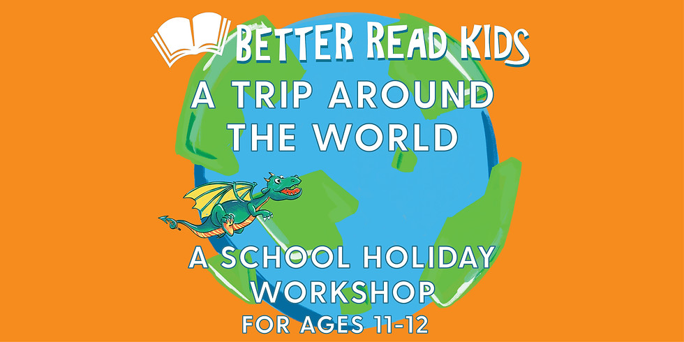 Better Read Kids Presents A Trip Around the World