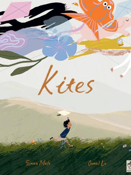 Kites by Simon Mole