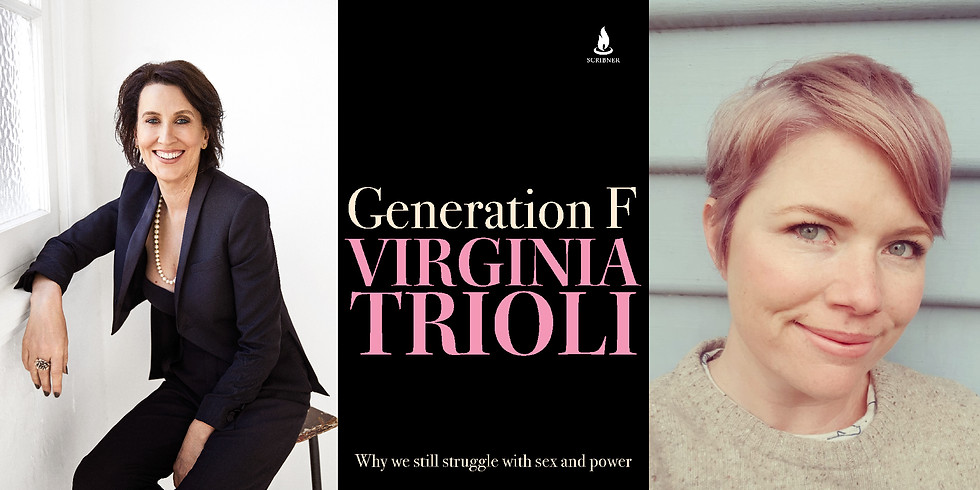 Virginia Trioli - Generation F - with Clementine Ford