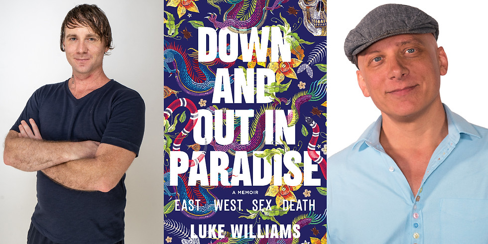 Luke Williams - Down and Out in Paradise