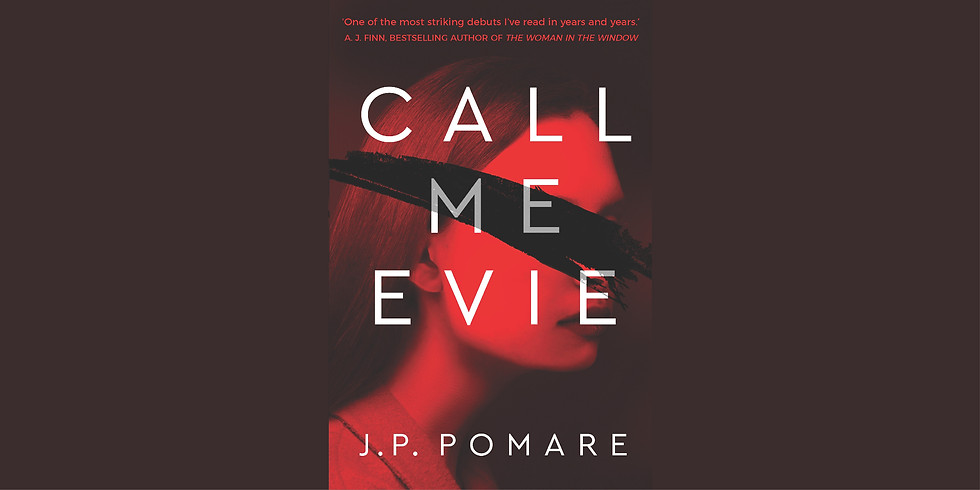 J. P. Pomare - Call Me Evie