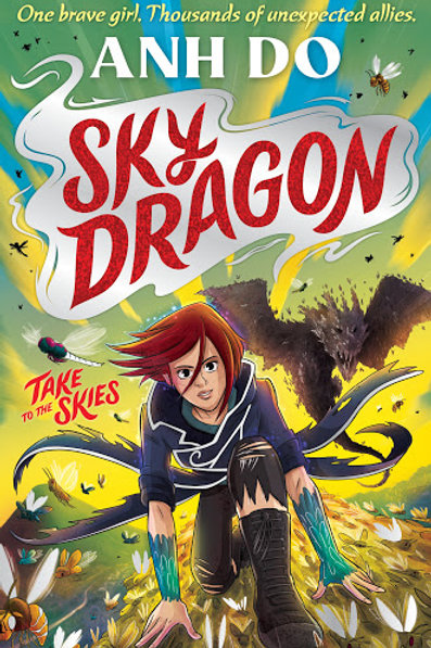 Skydragon by Anh Do
