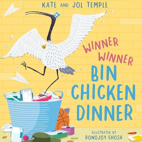 Winner Winner Bin Chicken Dinner by Kate and Jol Temple