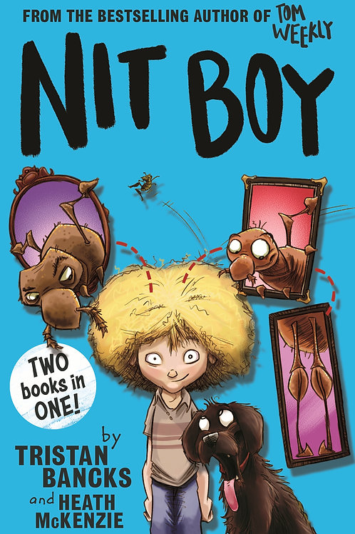 Nit Boy Book by Tristan Bancks