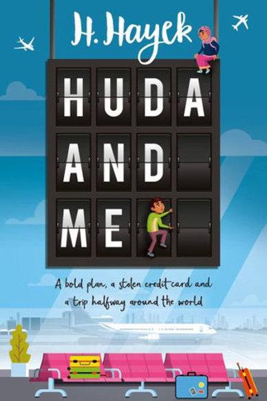 Huda and Me H Hayek