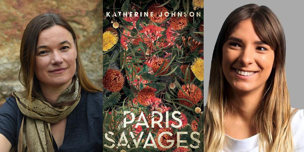 Katherine Johnson - Paris Savages